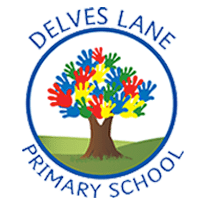 Delves Lane logo
