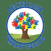 Delves Lane logo